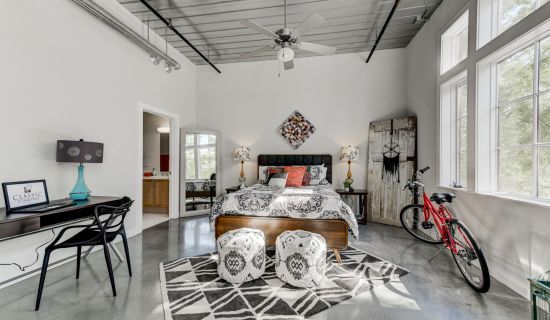 Chic Fourth Ward Loft